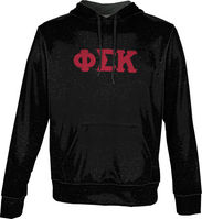 Phi Sigma Kappa Unisex Pullover Hoodie Heather (Online Only)