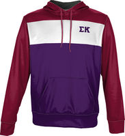 Sigma Kappa Unisex Pullover Hoodie Heather (Online Only)