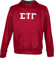 Sigma Tau Gamma Unisex Pullover Hoodie Heather (Online Only)