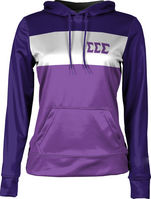 Sigma Sigma Sigma Womens Pullover Hoodie Heather (Online Only)