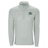 Vansport Vantage Mens Pro Herringbone Quarter Zip Pullover