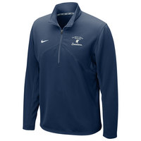 Nike Mens DRI FIT Training Quarter Zip Sweatshirt