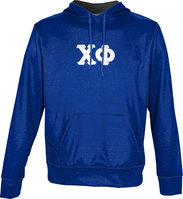 Chi Phi Unisex Pullover Hoodie Heather