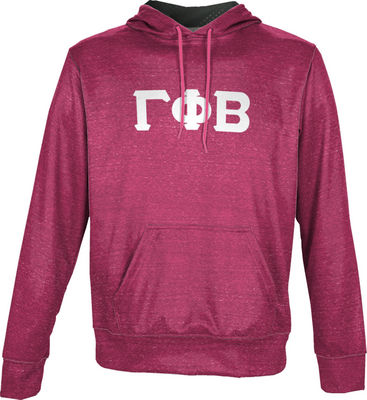 Gamma Phi Beta Unisex Pullover Hoodie Heather