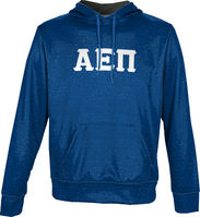 Alpha Epsilon Pi Unisex Pullover Hoodie Heather