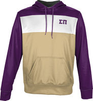 Sigma Pi Unisex Pullover Hoodie Heather