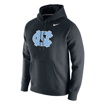 a1f3659d0852 University of North Carolina Chapel Hill Bookstore - Nike Club Fleece  Pullover Hoodie