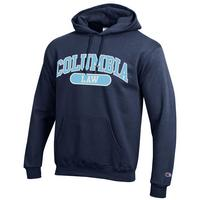 Champion Columbia Law School Powerblend Hood
