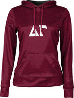 Delta Gamma Womens Pullover Hoodie Prime (Online Only)