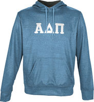 Alpha Delta Pi Unisex Pullover Hoodie Heather (Online Only)