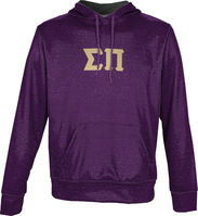 Sigma Pi Unisex Pullover Hoodie Heather (Online Only)