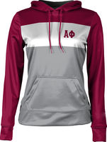 Alpha Phi Womens Pullover Hoodie Heather (Online Only)