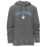 Camp David Vintage Burnout Hoodie Sweatshirt