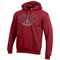 Troy University Champion Hoodie