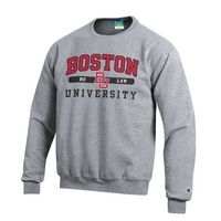Boston Terriers Champion Crew Sweatshirt