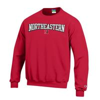 Northeastern Huskies Champion Crew Sweatshirt