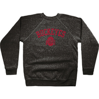 Retro Brand Tri blend Fleece Crew