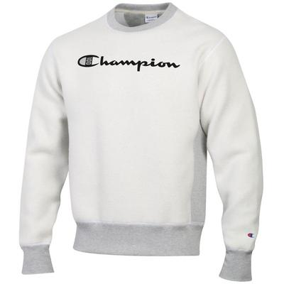 Champion Reverse Out Weave Crew