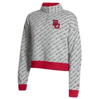 Champion Womens Super Fan Quarter Zip