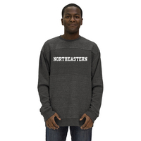 Alta Gracia Eco Relaxed Fit Reverse Block Pullover Sweatshirt