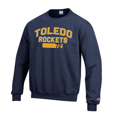 University of Toledo Champion Crew Sweatshirt