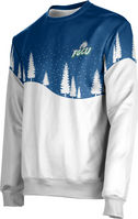 ProSphere Unisex Performance Fleece Holiday Crew Sweatshirt