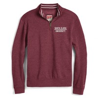 League Triblend Collegiate Quarter Zip