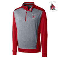 Cutter & Buck DryTec Replay Half Zip Knit (Online Only)