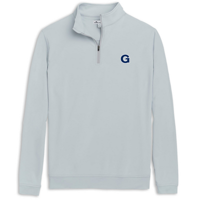 Peter Millar Perth Stretch Loop Terry Quarter Zip