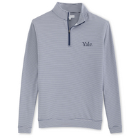 66389dc67 Peter Millar Perth Mini Stripe Performance Quarter Zip