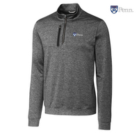 Cutter & Buck Stealth Half Zip