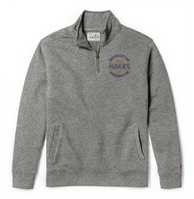 League Stadium Quarter Zip