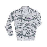 The Collection at LSU Ecotec Camouflage Quarter Zip