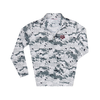 The Collection at Texas A&M Ecotec Camouflage Quarter Zip