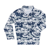 The Collection at the University of Pennsylvania Ecotec Camouflage Quarter Zip