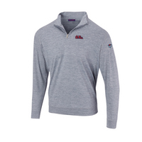 The Grove Collection at Ole Miss Ecotec Peached Quarter Zip