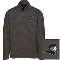 Oxford America Linden Quilted Quarter Zip