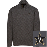 Oxford Linden QuiltedQuarter Zip