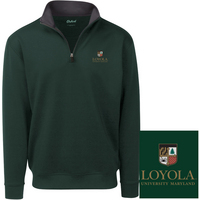 Oxford Riverside Quarter Zip Pullover