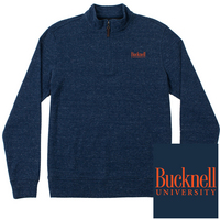 Oxford Crawford Knit Quarter Zip