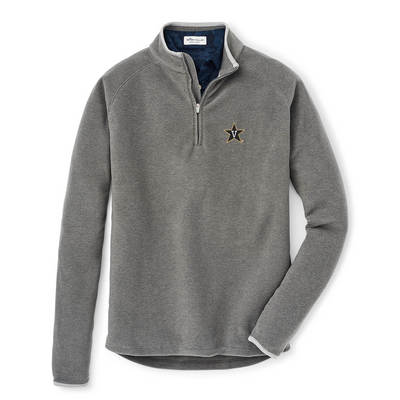 Peter Millar All Day Micro Fleece Quarter Zip