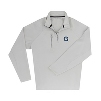 The Georgetown Collection Aquatec Half Zip