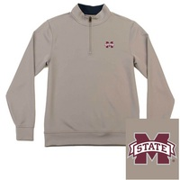 Oxford America Wright Quarter Zip