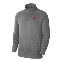 Nike Mens Club Quarter Zip