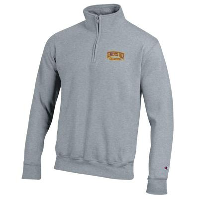 Champion Powerblend Pocketless Quarter Zip