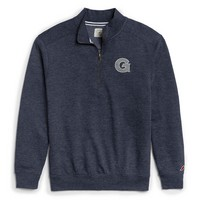 League Mens Heritage Quarter Zip