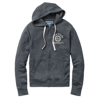 League Vineyard Full Zip Hood