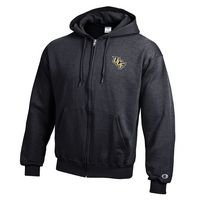 Champion Powerblend Full Zip Hood Sweatshirt