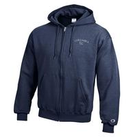Columbia University Champion Full Zip Hoodie