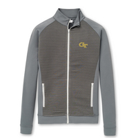Peter Millar Pemberton Channel Cord Full Zip